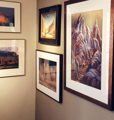 Art Galleries | Yosemite,CA | Apple Blossom
