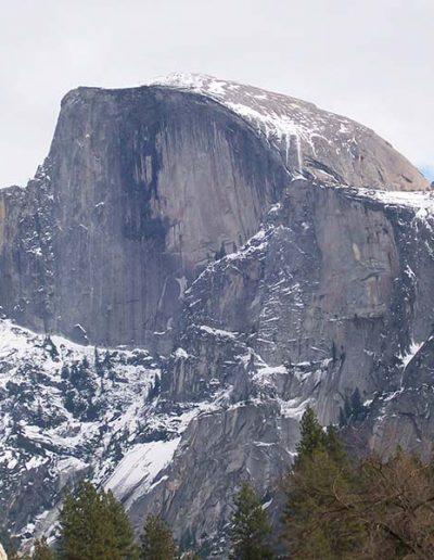 Half Dome   Yosemite,CA   Apple Blossom