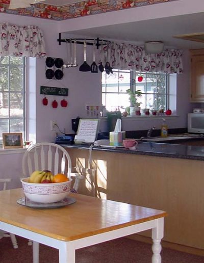 Kitchen-Dining Area | Yosemite,CA | Apple Blossom
