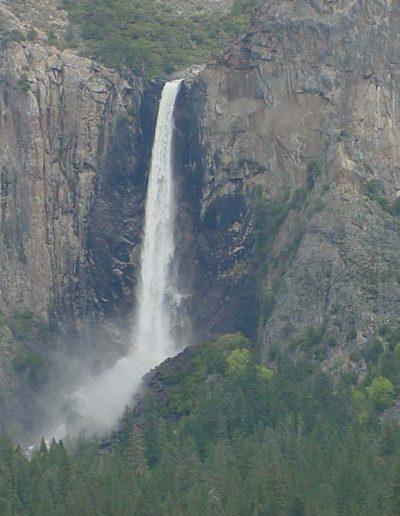 Yosemite Falls   Yosemite,CA   Apple Blossom