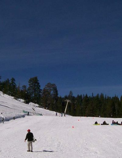 Yosemite Ski & Snowboard Area | Yosemite,CA | Apple Blossom