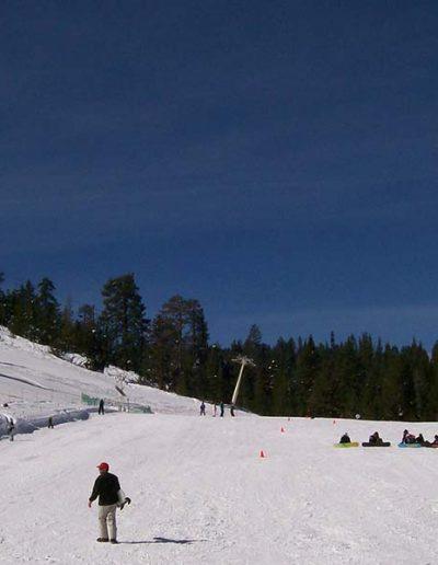 Yosemite Ski & Snowboard Area   Yosemite,CA   Apple Blossom